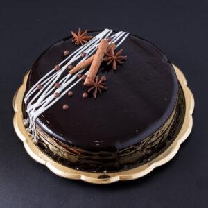 torta gelato fior di latte e cioccolato